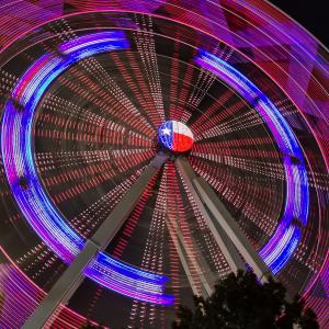 Arlington Residents Shot Of Texas Star Voted Best In Week One Of State Fair Photo Contest